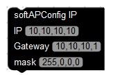 SoftAp Config